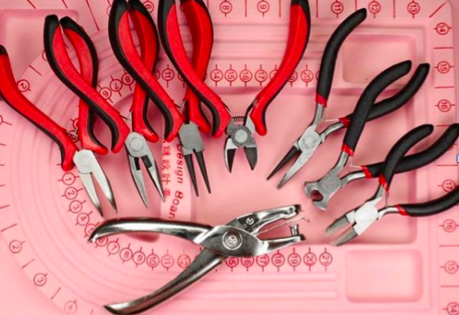 Какие инструменты нужны для бижутерии